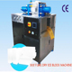 Ice cube freezer snow flake making machine food truck trailer industrial usede dry cleaning plant rack