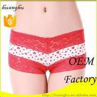 Alibaba fashionable custom latest korea women underwear