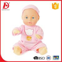 Vinyl Bjd reborn doll kits voodoo doll manufacturer