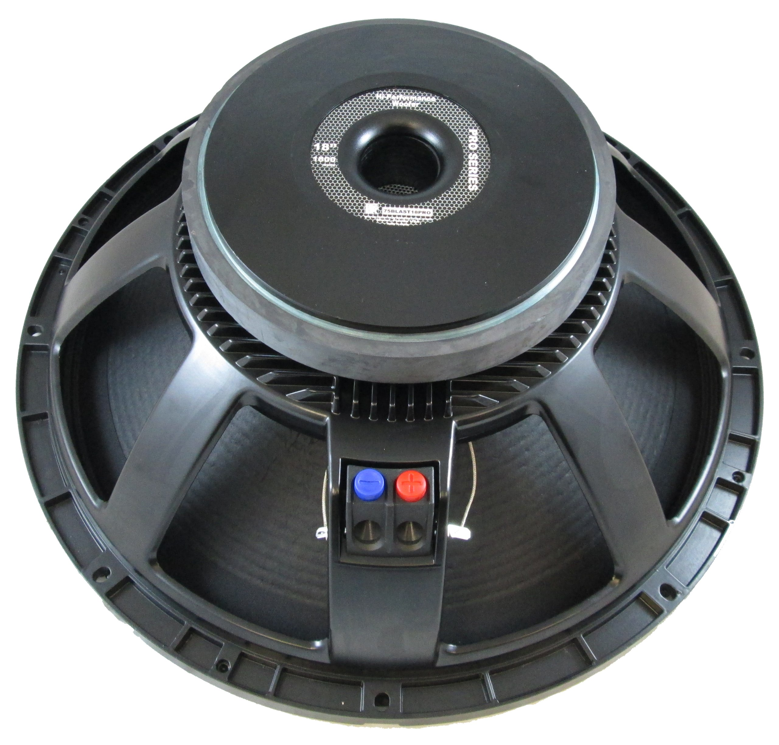 Blast King I75BLAST18PRO 18-Inch 1800 Watt High Performance Woofer