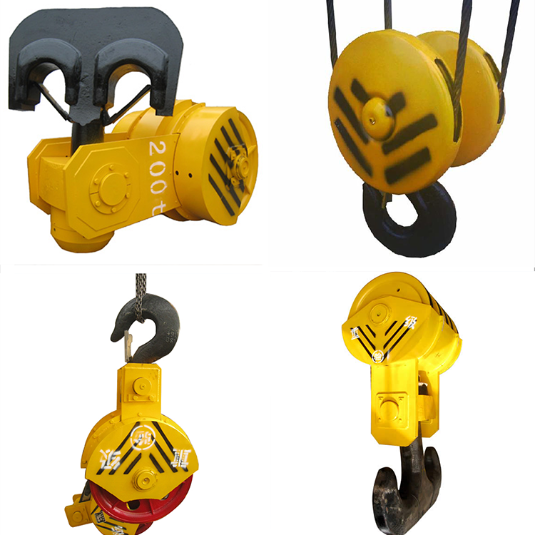 Double Hook Weight Heavy Duty Hook for Crane