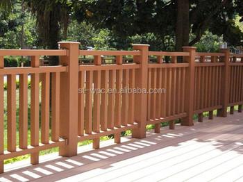 Houten Hekwerk Tuin : Wpc waterdichte houten hekwerk voor tuin lage tuinafscheidingen