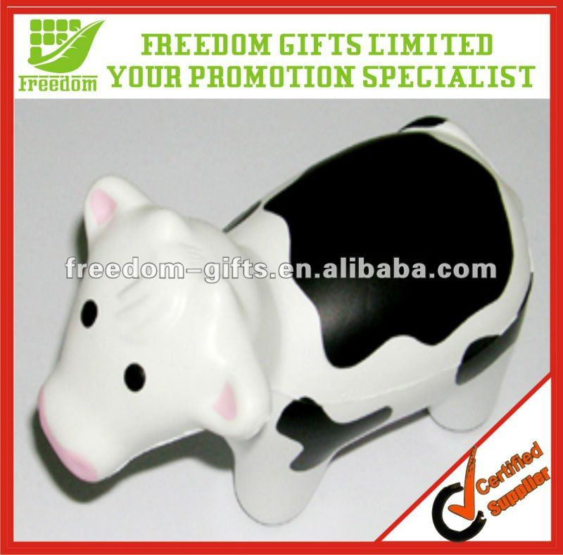 Top Quality Pu Stress Cow