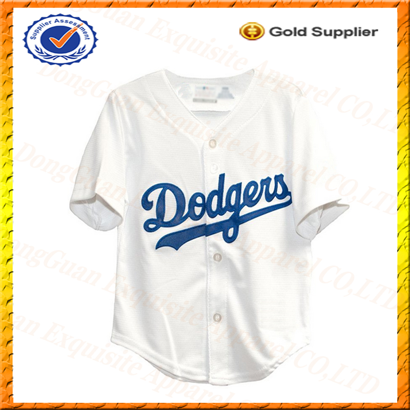 Custom Toddler Baseball Jersey High Quality Infant Baseball Jersey Slim Fit Kids Baseball Jersey Wholesale