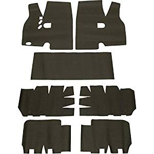 Hushmat 621931 Sound and Thermal Insulation Kit 1993-2002 Camaro Floor