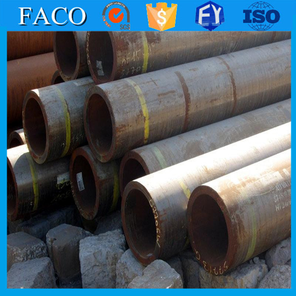 ERW Pipes and Tubes !! sch40 welded steel tube boiler steel pipe p265gh