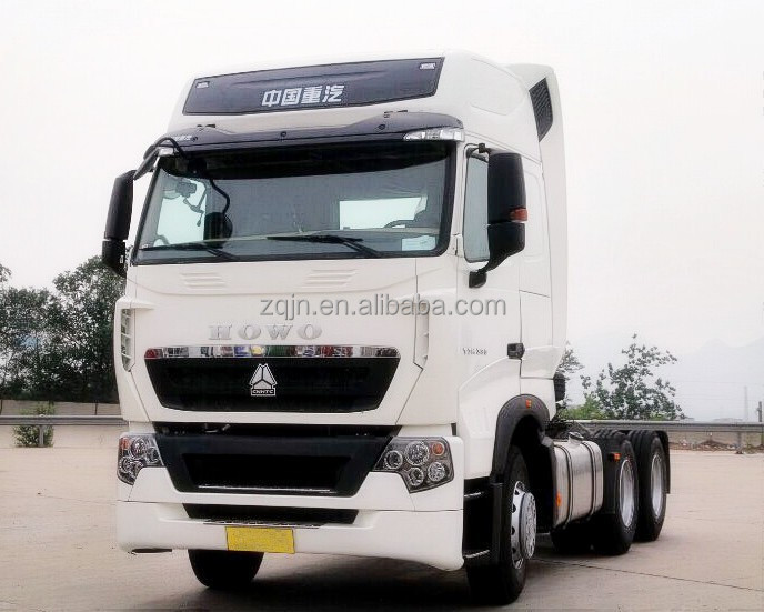 Sinotruk Howo Tractor Truck T7 - New Model 2015