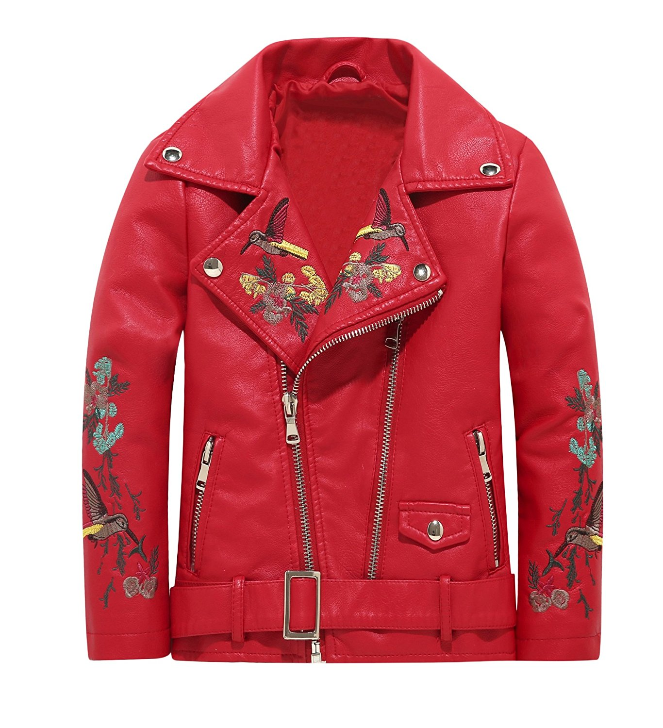 4b6c1b388 Cheap Girls Leather Jacket, find Girls Leather Jacket deals on line ...