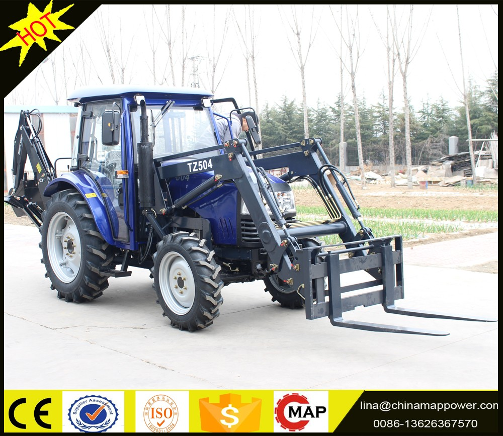 50hp yto small tractor certificate ce