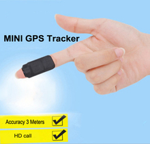 Mini GPS Tracker with a coin size