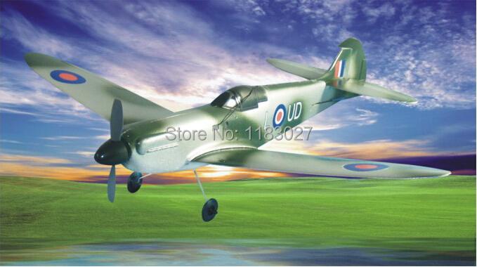 Free Shipping Micro Airplane Spitfire (World War II)