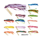 Mix Color Chromatic Silk Ribbon Favor Streamer Fairy Stick Wish Wands for Wedding Decoration Ribbon Wands