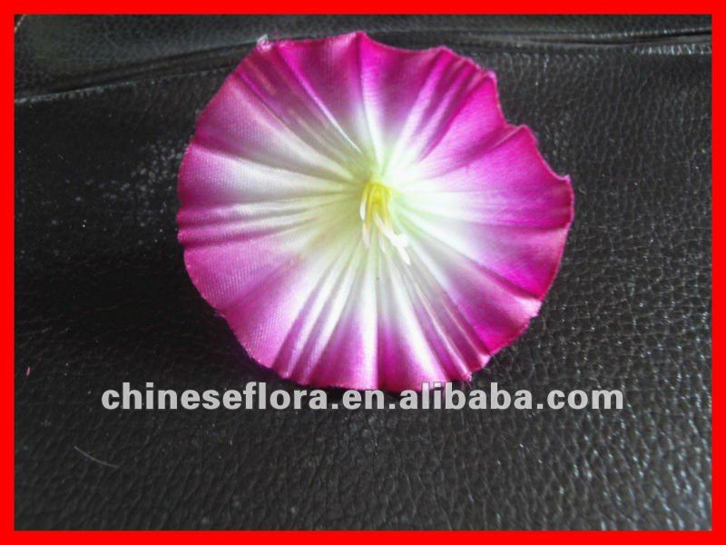 artificial morning glory flower for decoration