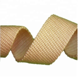 Nomex webbing Aramid high tensile Cut resistant webbing for for Conveyor Belt