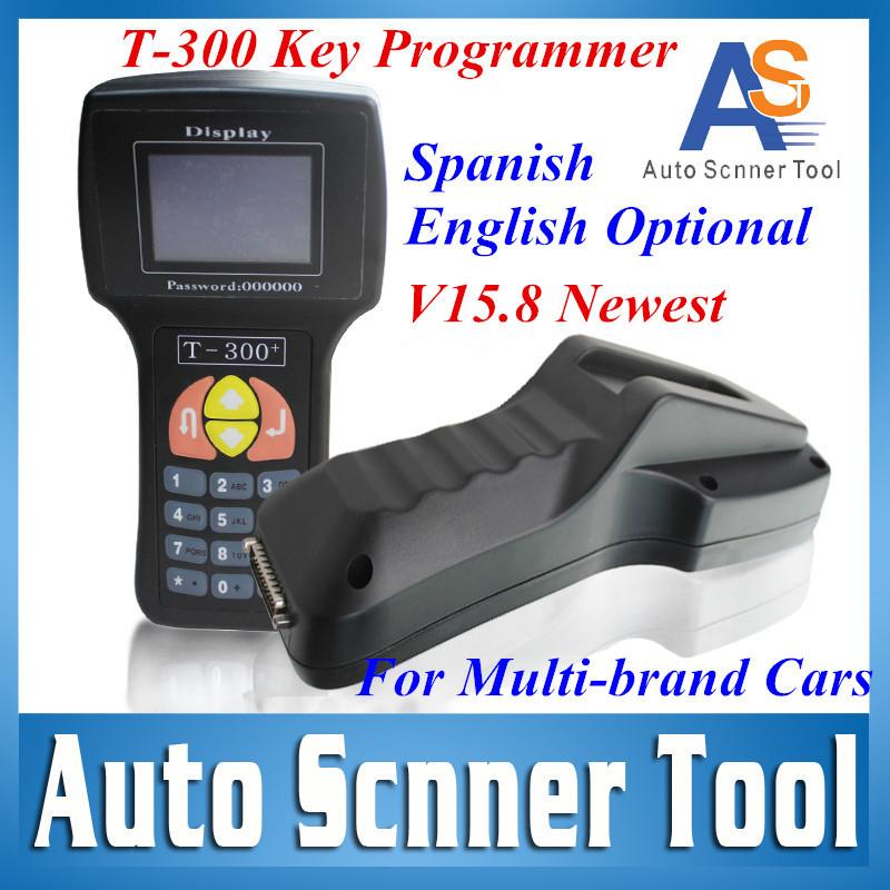 Топ новые T300 мульти-карман бренды V15.8 версия черный т-300 т u-код авто профессиональные ключевые инструменты т 300 ключевые Pro в наличии