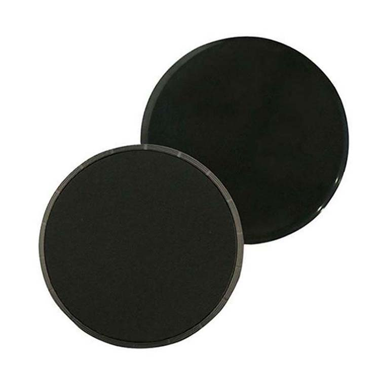Custom Logo Dual Side Slider Home Gym Workout Exercise Core Sliders Fitness Wholesale Gliding Discs