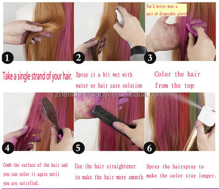 Best Eco Friendly Hair Dyetemporary Easy Color Hair Dyetemporary