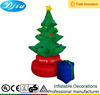 DJ-XT-145 rotatable inflatable christmas light tree christmas ornaments outdoor christmas decoration