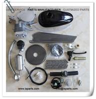 Wholesale 48cc 49cc 50cc 60cc 66cc 80cc gas motorized bicycle engine kit