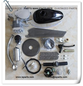 Wholesale 48cc 49cc 50cc 60cc 66cc 80cc gas motorized bicycle engine kit