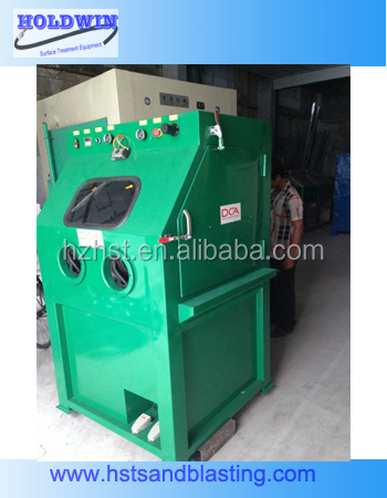 Stainless Steel Wet Blasting Cabinet - Buy Wet Blasting,Water ...