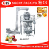 Chinese Automatic Dry Food Rice popcorn Packing Machine