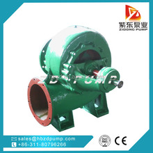 flood control fire fighting mixed flow pump for drinking water