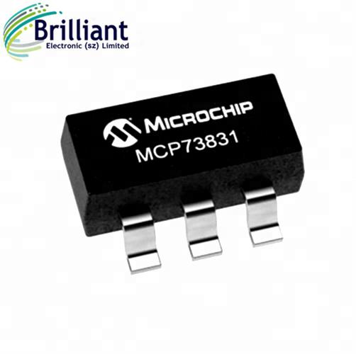 50PCS MCP73831T-2ACI//OT SOT23-5 Charge Management Controller NEW
