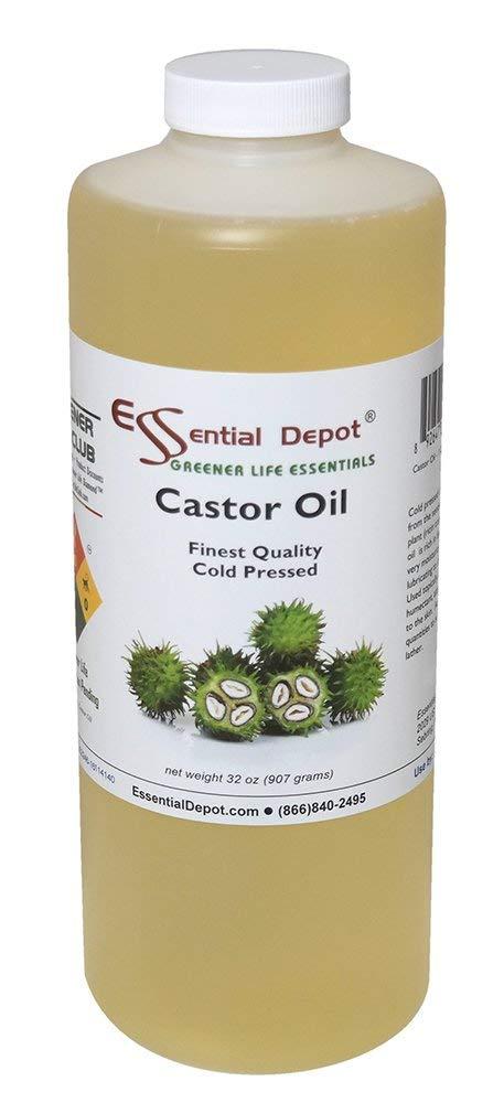Castor Oil - 1 Quart - 32 oz.