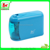 Novelty battery cosmetic pencil sharpener, guangdong electric sharpener