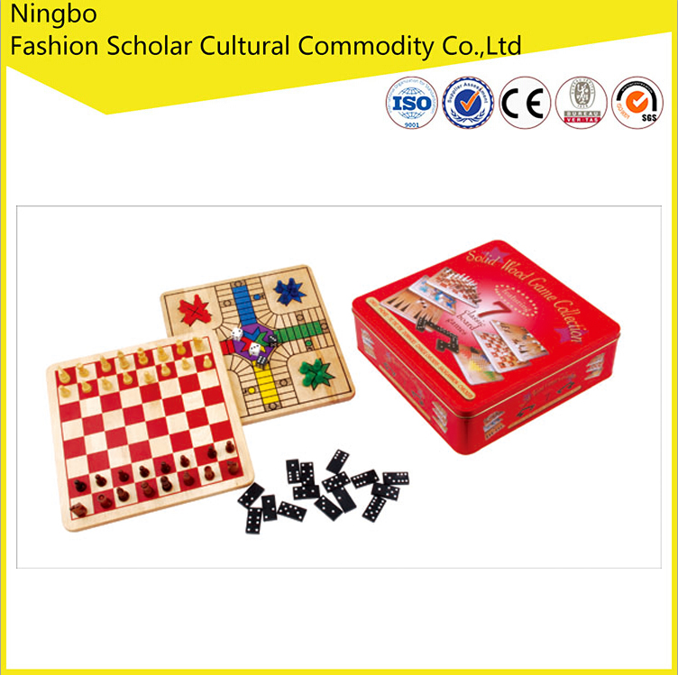 glamorous excellent quality magnetism wooden chess game set