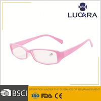 2016 Favorable Price and High Performance Clear Cheap Plastic Frame Reading Glasses with grain drawing DR1455