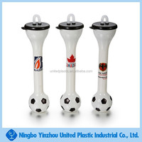 Hot new products 500ml plastic PET football shaped drinking yard of ale plastic party cup