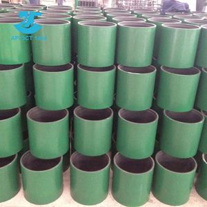 api threading casing coupling for casing pipe