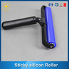 4/6/8/10/12 inch Size customized dust removal manual silicone roller manufacturer