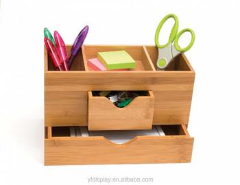 Oggettistica d`epoca oggetti in legno porta lettere da tavolo