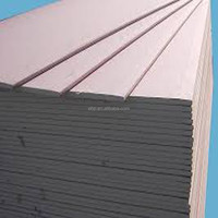 fireproof tapered and square edge gypsum board, CE approved gypsum board