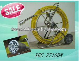90m Z712DN Drain inspection Camera - Pipe and Wall Inspection Camera System with meter counter