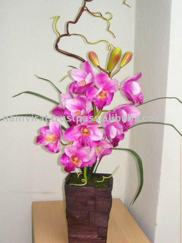 Tailandia Decorativo Flores Artificiales Al Por Mayor Buy Flores Artificiales Al Por Mayorarreglos Florales Artificiales Para Hotelesflor