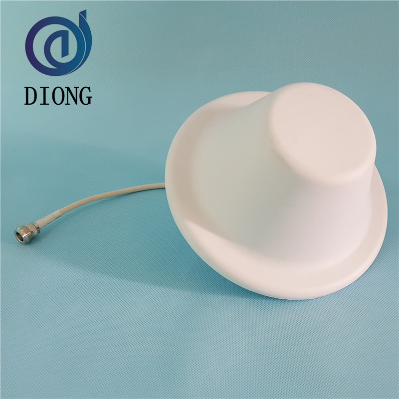 [Newest]3G Ceiling mount antennas 800-2500MHz antenna,3dBi indoor antenna with sma connector