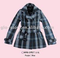 Glo-story knee full length winter coat