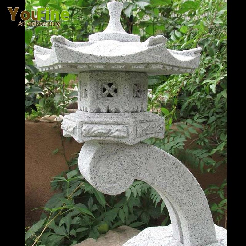 granit lanterne japonaise pagode pour jardin buy. Black Bedroom Furniture Sets. Home Design Ideas