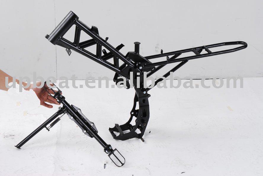 Steel Sdg Frame(klx,Crf50,Crf70,Ttr,Bbr,Ktmavailable) Pit Bike Frame ...