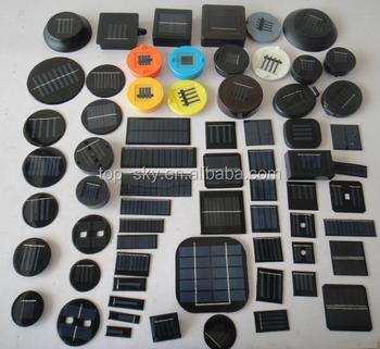 Custom Made Small Size 6v 1w 2w 3w Mini Epoxy Solar Panels Solar Cells For Led Light 12v 3w Pet Solar Panel For Diy Toys Buy 6v Solar Panel 5v 1w Solar
