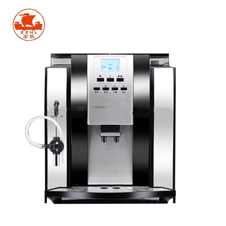 High-quality automatic espresso coffee maker vending machine for commercial