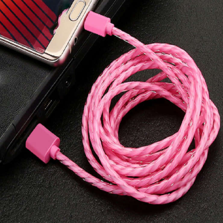 Groothandel micro usb kabel voor telefoon 1 m 2 m 3 m micro usb cable charger opladen data kabel