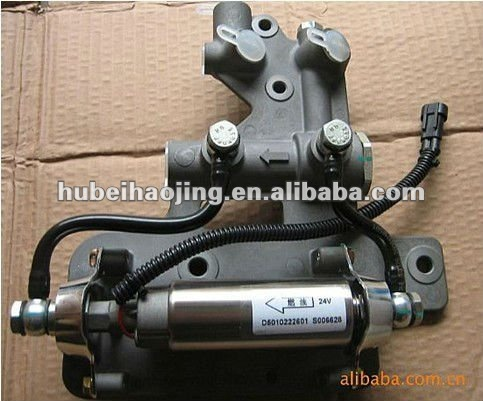 Dongfeng kindly DCI11 diesel engine fuel feed pump
