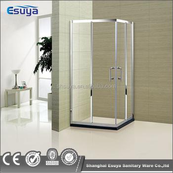Bon Sliding Shower Door Air Curtain Shower Cabin Tempered Glass Shower Cabin