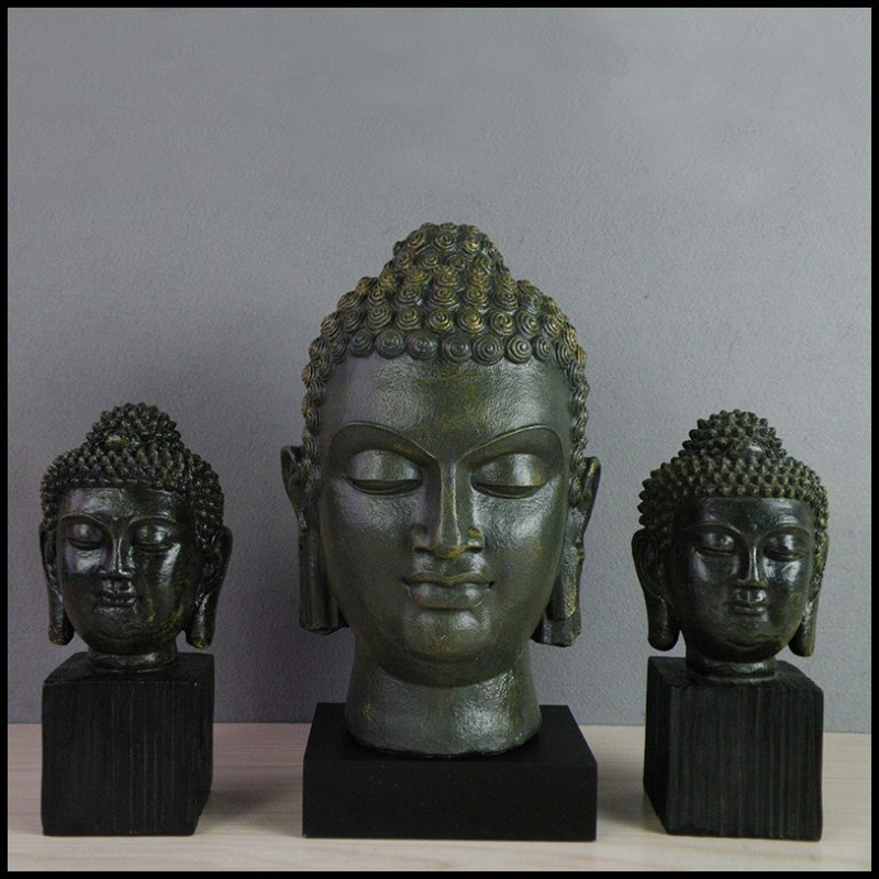 Best Price Of Acrylic Resin Large Resin Buddha Statue With