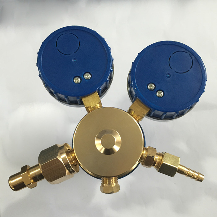 Yamato type oxygen O2 pressure regulator for welding